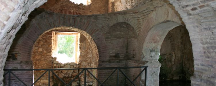 The early Christian Baptistery of San Giovanni in Fonte in Sala Consilina