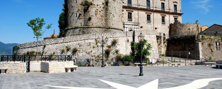 The Castle of Teggiano