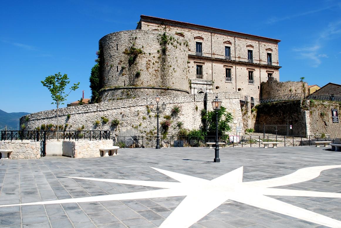 Il Castello di Teggiano